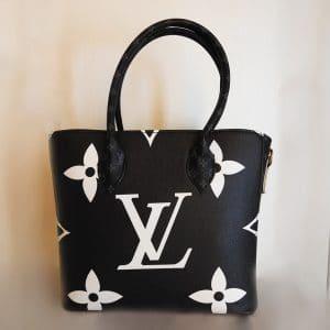 کیف مشکی لویی ویتون، سایز متوسط